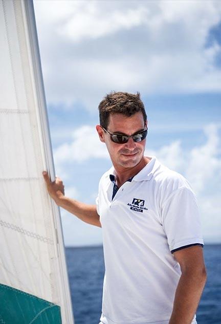 sam skipper capitaine